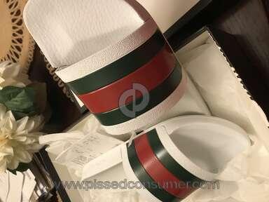 Gucci - Sold broken men sandals to me