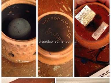 Scentsy Candle Warmer review 129673