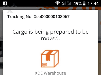Lazada Philippines Xde Logistics Delivery Service review 305390