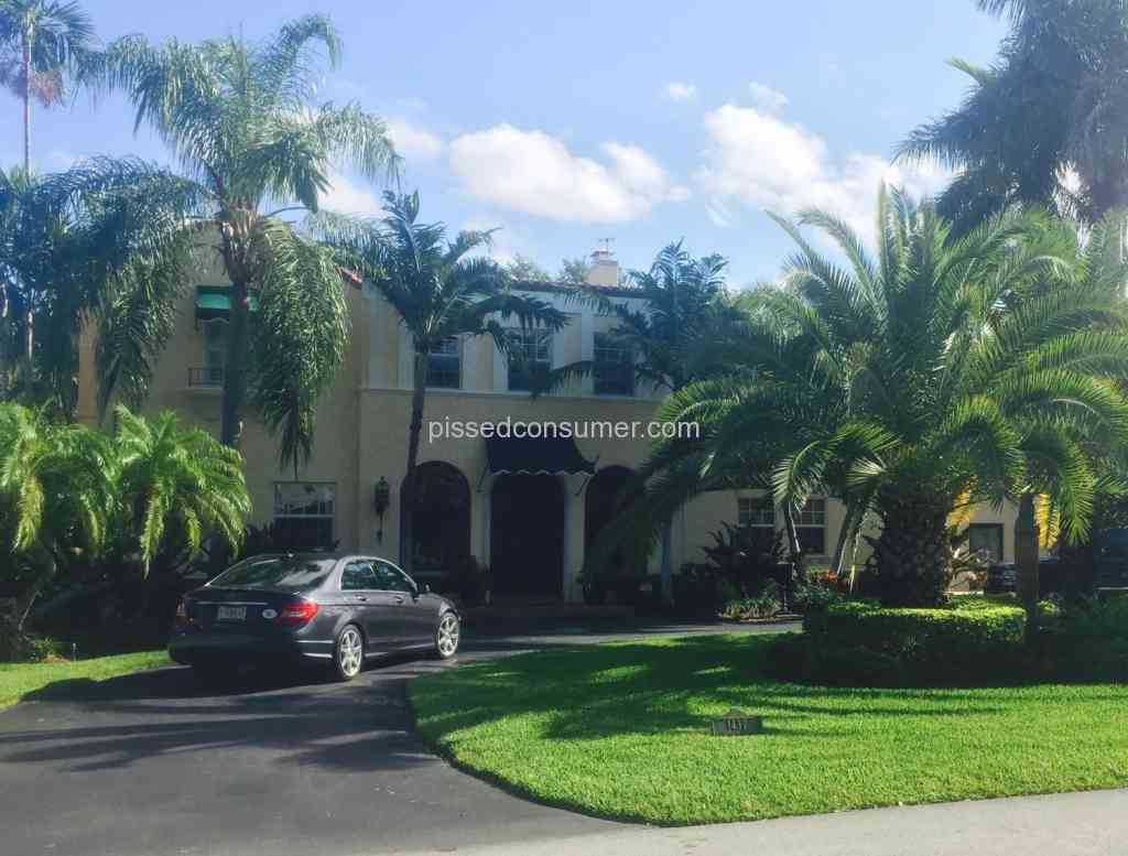 9 Miami Florida Trugreen Reviews And Complaints Ed Consumer