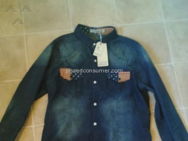 Rosewholesale Shirt review 128475