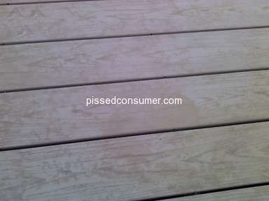AZEK Building Products - Discoloration after two yrs