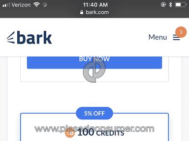 Bark Com - NO to BARK