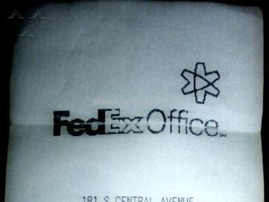 Fedex Shipping review 34511