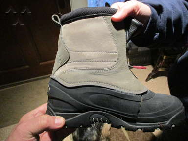 Columbia Sportswear - Crap Boots and Lousy Customer Service