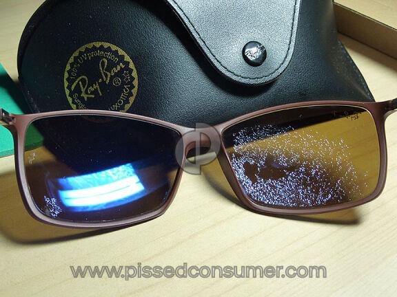 Ray Ban Liteforce Tech Sunglasses