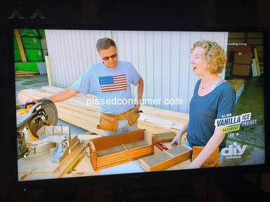 Diy Network - Program Ads during shows