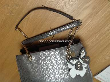 Guess Handbag review 267700