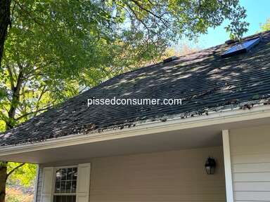 LeafFilter North Gutters and Carpentry review 1357422