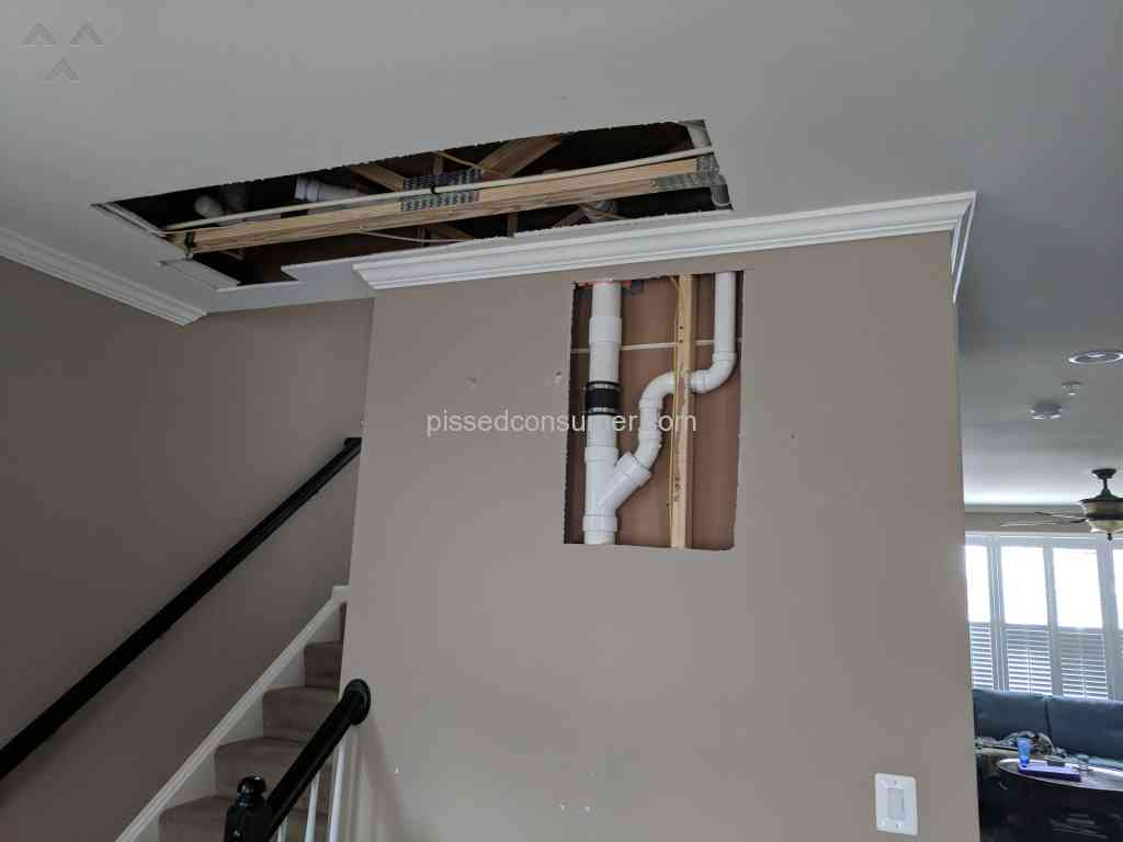 31 Richmond American Homes House Construction Reviews and Complaints ...