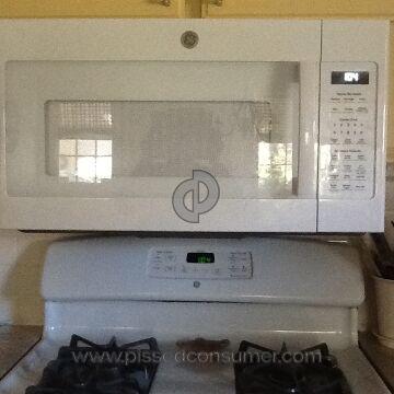 Ge Appliances Microwave