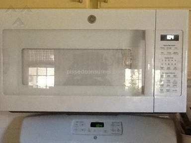 Ge Appliances - The worst microwave ever made...
