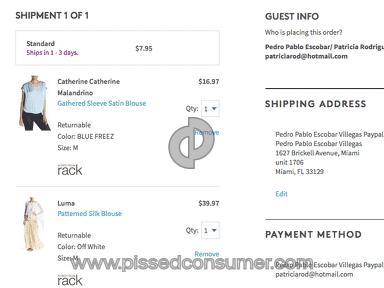Nordstrom Rack E-commerce review 304700