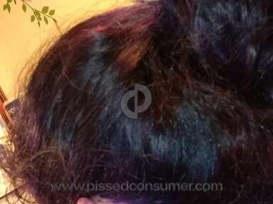Splat Hair Color Purple Desire Hair Dye review 206822