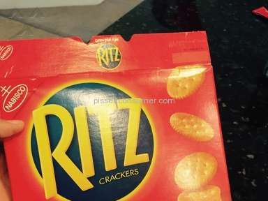 Ritz Crackers Food Manufacturers review 93015