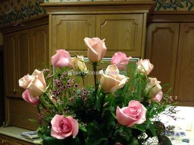 Wesley Berry Flowers Bouquet review 89383