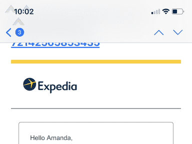Expedia Car Rental review 1294328