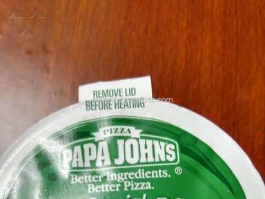 Papa Johns Pizza Fast Food review 75899