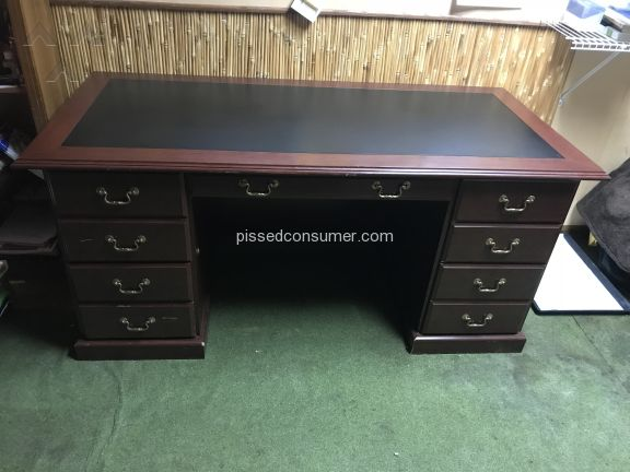 Sauder Furniture Desk