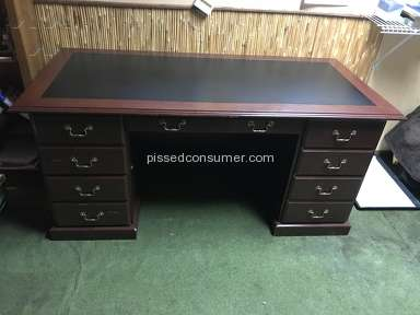 Sauder Furniture - Love my Sauder Desk! :)