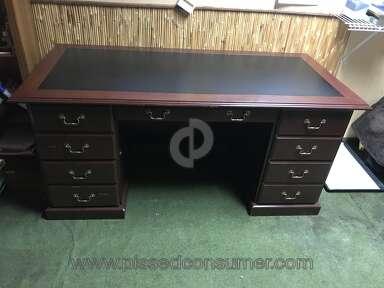 Sauder Furniture Desk review 258514