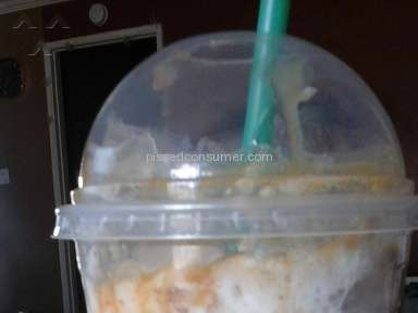 Starbucks - Frappuccino Review from El Cajon, California