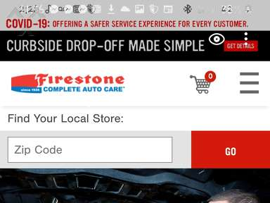 Firestone Complete Auto Care Manager review 646389