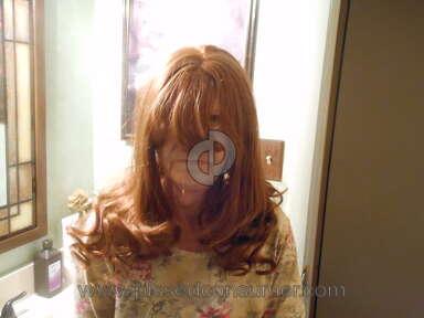 Wigsis Human Hair Wig review 341610