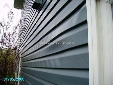 DEAD-BEAT SIDING CONTRACTOR / THE GOPHER COMPANY MN / JASON BROUWER