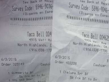 Taco Bell Taco review 73783