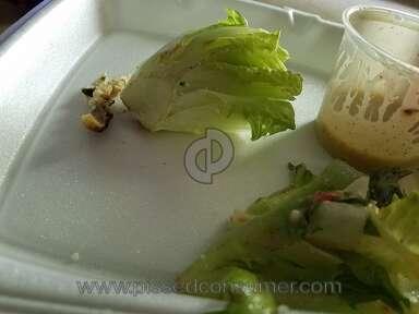 Smokey Bones - Very poorly prepared salad