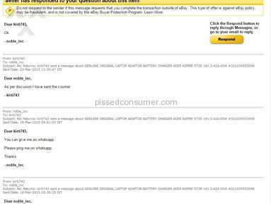 Ebay Auctions and Marketplaces review 75255