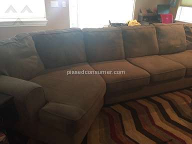 Ashley Furniture Sofa review 196466