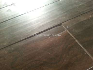 Empire Today Laminate Flooring review 81053