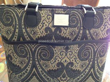 Liz Claiborne - Bag Review from Brick Township, New Jersey