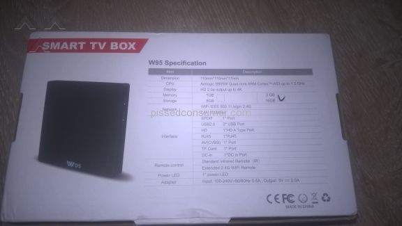 Beelink Streaming Media Box