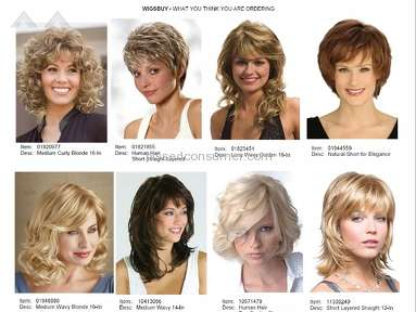 Wigsbuy Human Hair Wig review 139861