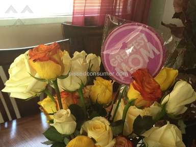 Proflowers Flowers review 70955