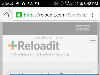 Reloadit - Website Review from Titusville, Florida