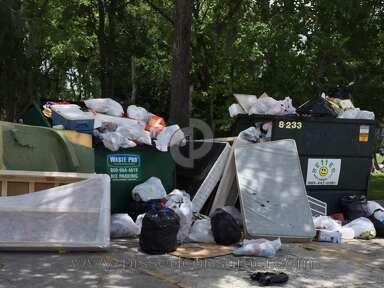 Waste Pro Usa - TERRIBLE CUSTOMER SERVICE - HOUMA, LOUISIANA