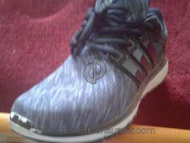 Adidas - Shoe sucked!