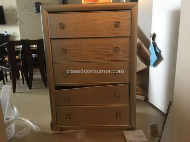 Bad Boy Furniture Chest Of Drawers review 278336