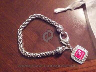 Brave New Look bracelet order
