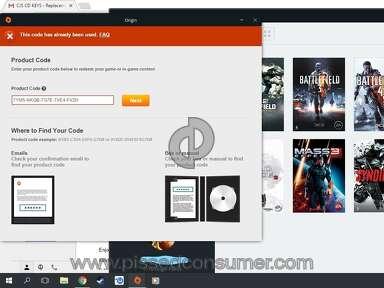 CJS CD Keys Star Wars Battlefront Cd Key review 185942