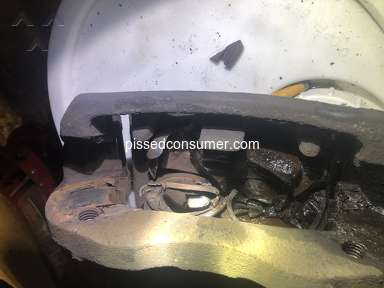 Napa Auto Parts - Brake Caliper Review from Myerstown, Pennsylvania