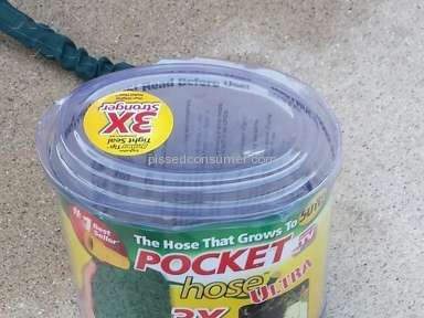 Telebrands Pocket Hose review 45755