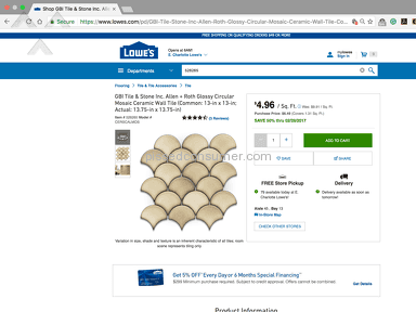 Lowes Supermarkets and Malls review 188556