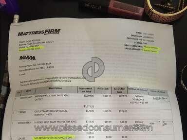 Mattress Firm Beautyrest Mattress review 340614