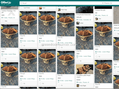 Offerup Mobile Application review 122609