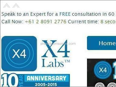 X4labs Extender - X4 LABS SCAM REVIEW - YES, THEY ARE ANOTHER SCAM COMPANY!
